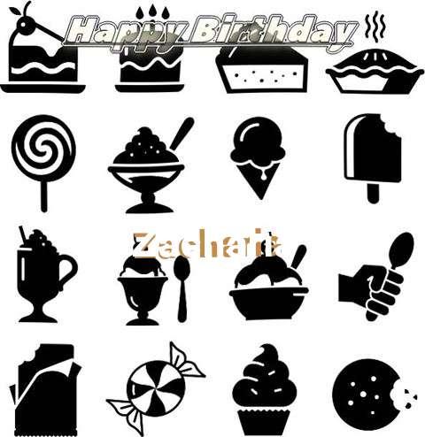 Happy Birthday Zacharia