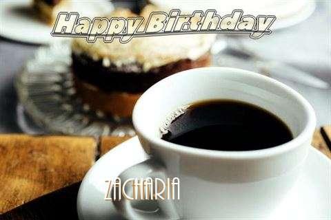 Wish Zacharia