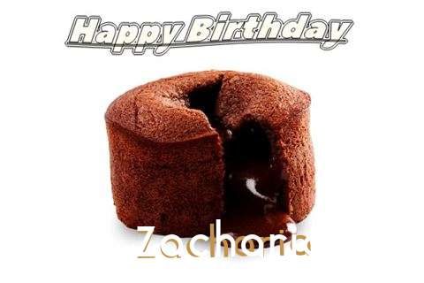 Zacharia Cakes