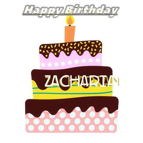 Zacharian Birthday Celebration