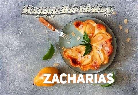 Zacharias Cakes