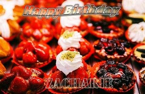 Zacharie Birthday Celebration
