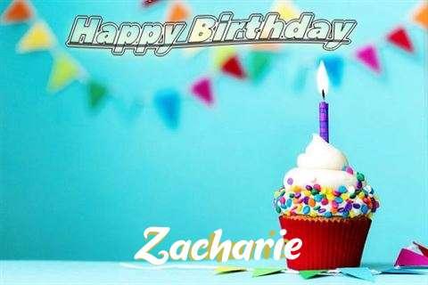Zacharie Cakes