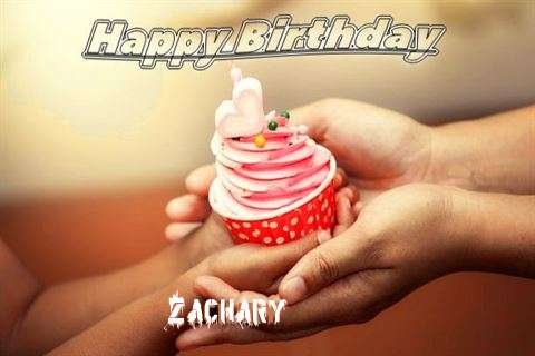 Happy Birthday to You Zachary