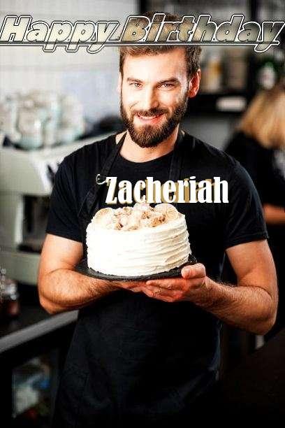 Wish Zacheriah