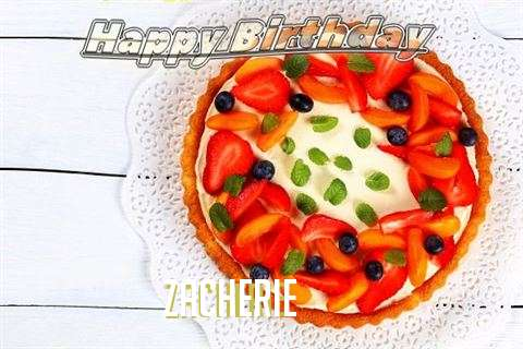 Zacherie Birthday Celebration