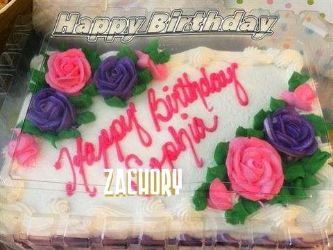 Zachory Cakes