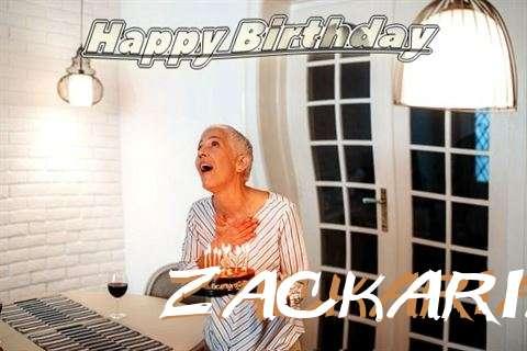 Zackariah Birthday Celebration