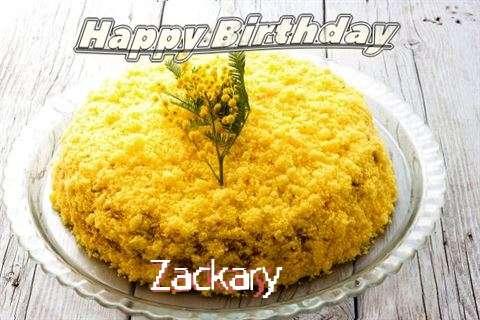 Happy Birthday Wishes for Zackary