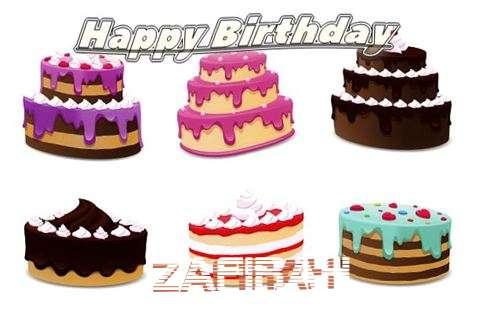 Zafirah Cakes