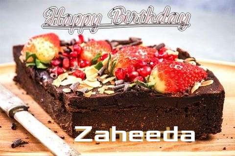 Wish Zaheeda
