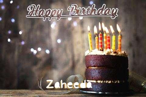 Zaheeda Cakes