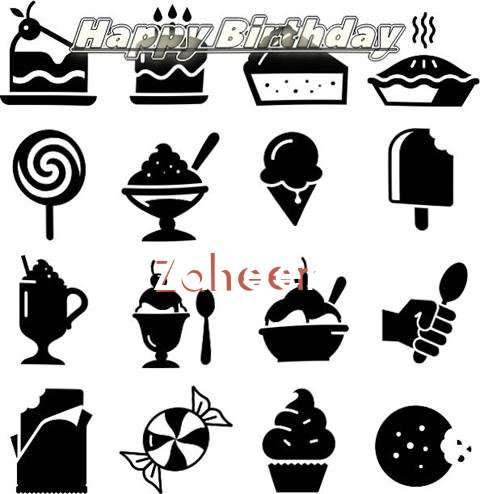 Happy Birthday Zaheer