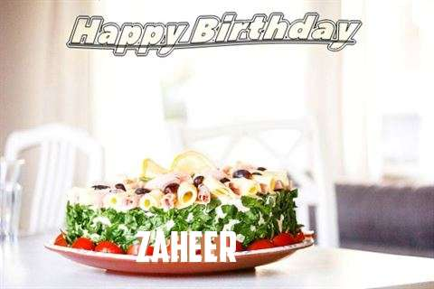 Happy Birthday to You Zaheer