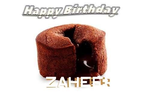 Zaheer Cakes