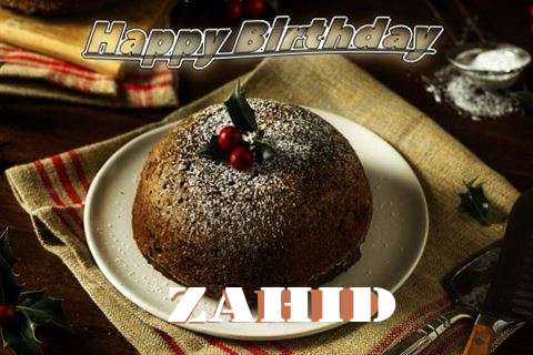 Wish Zahid