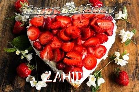 Zahid Cakes