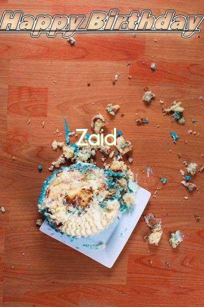 Zaid Cakes
