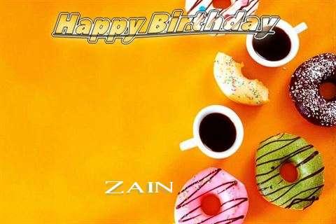 Happy Birthday Zain