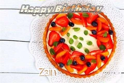 Zain Birthday Celebration