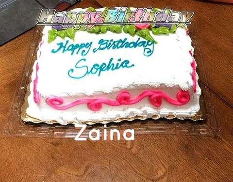 Birthday Images for Zaina