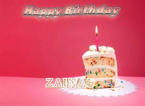 Wish Zainab