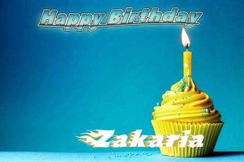 Birthday Images for Zakaria