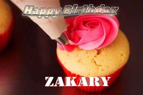 Happy Birthday Wishes for Zakary