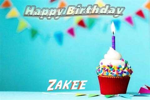Zakee Cakes