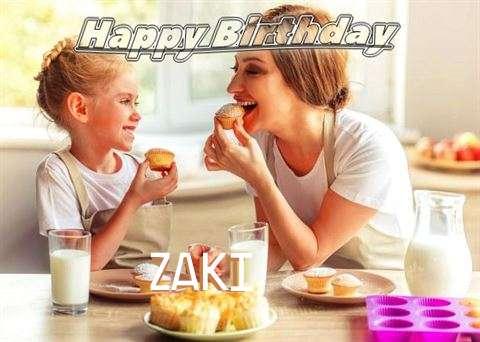 Birthday Images for Zaki