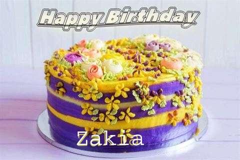 Birthday Images for Zakia