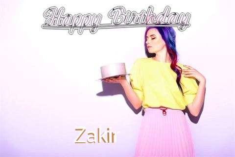 Zakir Birthday Celebration