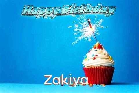 Happy Birthday to You Zakiya