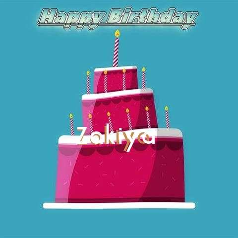 Wish Zakiya