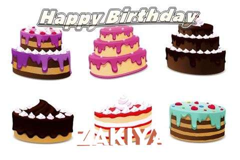 Zakiya Cakes