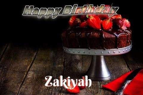 Zakiyah Birthday Celebration