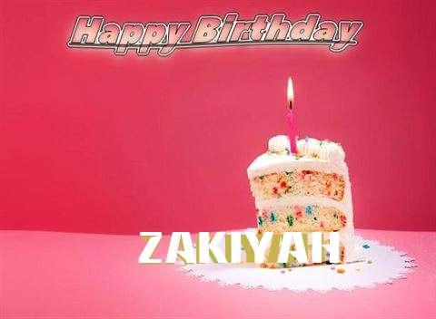 Wish Zakiyah