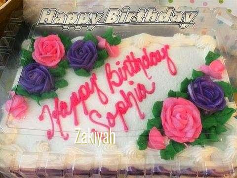 Zakiyah Cakes