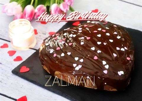 Happy Birthday Zalman