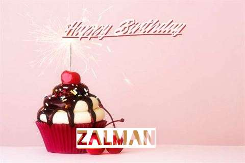 Wish Zalman
