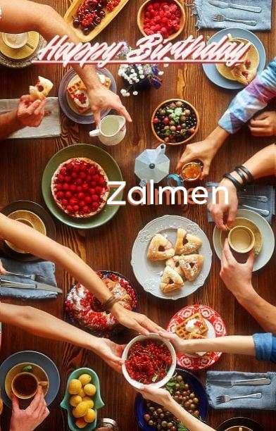 Birthday Images for Zalmen