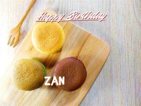 Zan Birthday Celebration