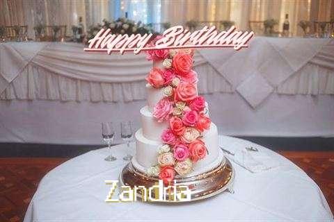 Happy Birthday to You Zandria