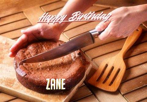 Happy Birthday Wishes for Zane