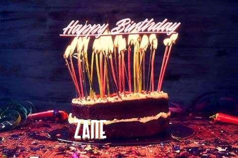 Zane Cakes
