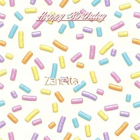 Birthday Images for Zanetta