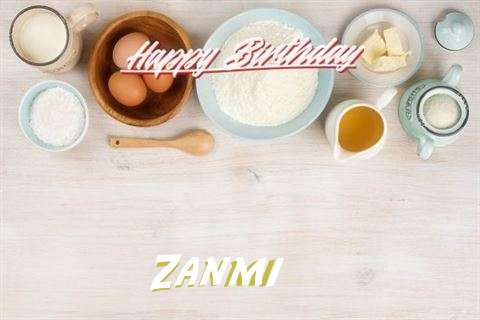 Birthday Images for Zanmi