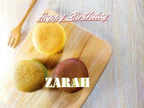 Zarah Birthday Celebration