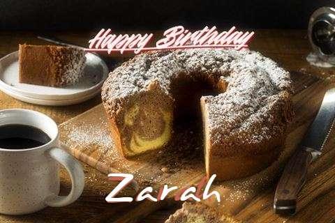Zarah Cakes
