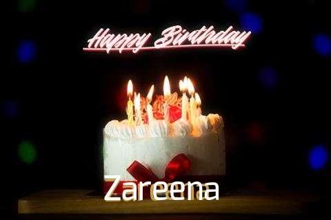 Birthday Images for Zareena